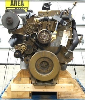 USED CATERPILLAR ENGINE   CAT 3126 7.2L YEAR 2000 330HP LOW MILES FOR SALE