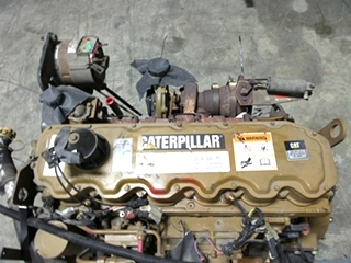 USED CATERPILLAR ENGINE | CAT 3126 7.2L YEAR 2000 330HP LOW MILES FOR SALE