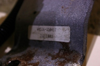 USED WILLIAMS CONTROL FUEL PEDAL WM526-350417 FOR SALE