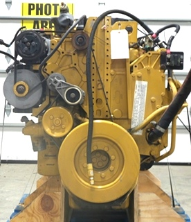 USED CATERPILLAR DIESEL ENGINE CAT C9 8.8L 400HP FOR SALE