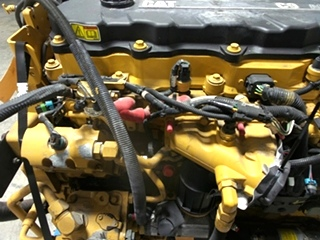 USED CATERPILLAR DIESEL ENGINE CAT C9 8.8L 400HP FOR SALE