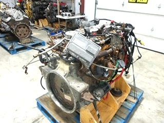 USED CUMMINS ENGINE 5.9L ISB300 REAR DRIVE YEAR 2005 FOR SALE