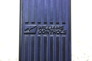 USED WILLIAMS CONTROLS FUEL PEDAL WM526-350827 FOR SALE