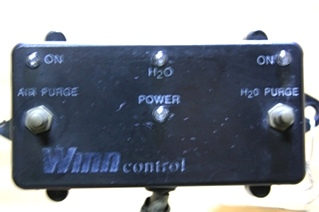 USED WINNcontrol AIR PURGE FOR SALE