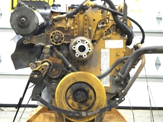 CATERPILLAR DIESEL ENGINE 350HP C7 7.2L FOR SALE