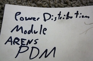 USED ARENS POWER DISTRIBUTION MODEL FOR SALE