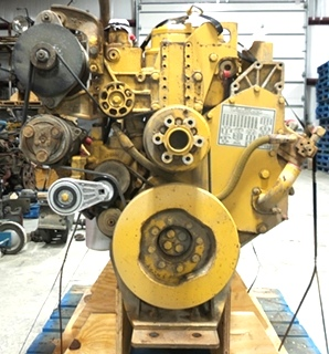 CATERPILLAR DIESEL ENGINE 3126 7.2L 330HP YEAR 2002 FOR SALE