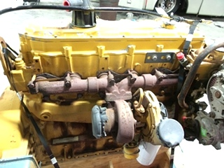 CATERPILLAR DIESEL ENGINE | USED CATERPILLAR 3126 7.2L 330HP YEAR 2002 FOR SALE