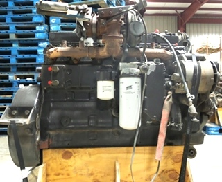 USED CUMMINS ENGINE | CUMMINS ISC330 YEAR 2000 330HP FOR SALE