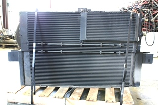 USED 2006 FLEETWOOD REVOLUTION COMPLETE RADIATOR SYSTEM FOR SALE