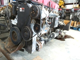 USED CUMMINS CELECT DIESEL MOTOR | M11 450E 450HP CELECT DIESEL MOTOR FOR SALE