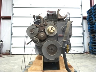 USED CUMMINS ISL400 ENGINE FOR SALE 8.8L 2003 LOW MILES