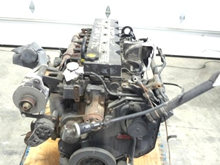 USED 1999 CUMMINS ISB 5.9 260HP DIESEL ENGINE FOR SALE