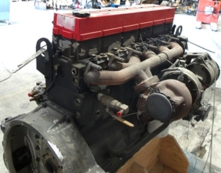 CUMMINS DIESEL 8.8L ISL400 FOR SALE - LOW MILES