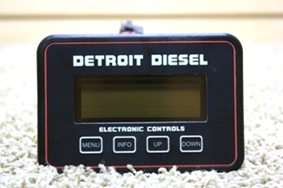 USED DETROIT DIESEL ELECTRONIC CONTROLS 23515448 FOR SALE