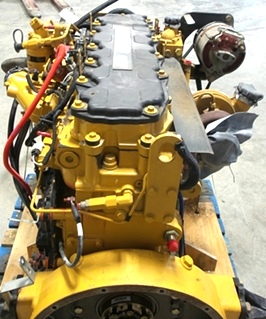 USED CATERPILLAR C7 ENGINE FOR SALE 2004 7.2L LOW MILES