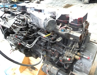 CUMMINS DIESEL ENGINE | CUMMINS 8.3L 350HP 2002 FOR SALE - LOW MILES