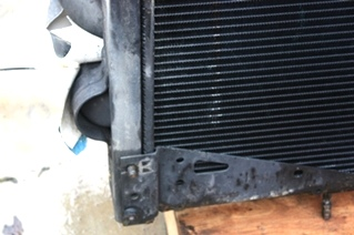 USED RV PARTS 2000 HOLIDAY RAMBER ENDEAVOR RADIATOR SYSTEM FOR SALE