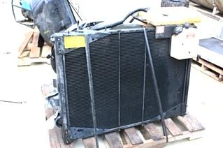RV PARTS USED 2003 ALFA SEE YA! RADIATOR SYSTEM FOR SALE