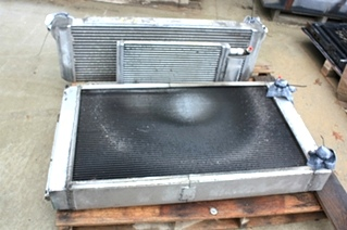USED RV PARTS - 2003 BEAVER SAFARI CHEETAH RADIATOR SYSTEM FOR SALE
