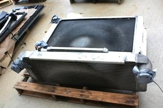 USED RV PARTS - 2003 BEAVER SAFARI CHEETAH RADIATOR SYSTEM FOR SALE