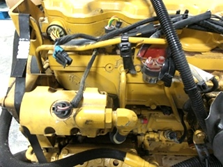 USED CATERPILLAR ENGINE | CAT 3126 7.2L YEAR 2003 330HP 43,737 MILES FOR SALE