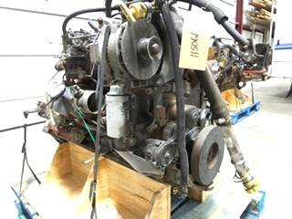 USED CUMMINS ENGINE | CUMMINS 5.9L ISB300 REAR DRIVE YEAR 2004 FOR SALE