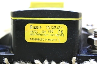 USED RV PARTS BUSS MRCB BREAKER 137120F-03 1 FOR SALE