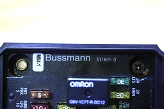 USED RV PARTS BUSSMANN MODULE 31161-0 FOR SALE