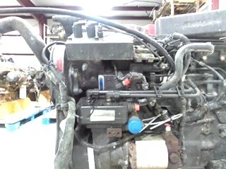 USED CUMMINS ENGINE FOR SALE | CUMMINS 8.3L ISC 350 2002 DIESEL ENGINE - LOW MILES