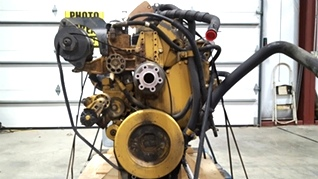 USED CATERPILLAR ENGINE   3126 7.2L YEAR 2003 330HP 113,390 MILES FOR SALE
