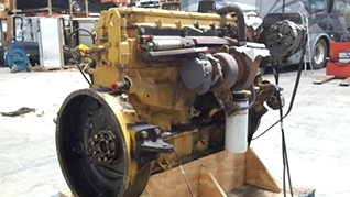 USED CATERPILLAR ENGINE | 3126 7.2L YEAR 2003 330HP 113,390 MILES FOR SALE