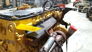 USED CATERPILLAR ENGINE   2006 CAT 3126 7.2L FOR SALE **SOLD**