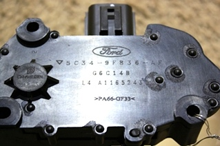 USED RV FORD FUEL PEDAL 5C34-9F836-AF FOR SALE