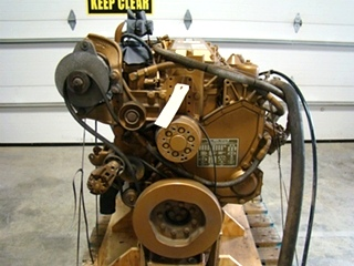 USED CATERPILLAR ENGINE   3126 7.2L YEAR 1997 300HP FOR SALE -SOLD-