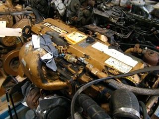 USED CATERPILLAR ENGINE | 3126 7.2L YEAR 1997 300HP FOR SALE