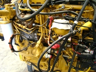 USED CATERPILLAR DIESEL MOTOR | C9 9.3L 425HP FOR SALE - YEAR 2007