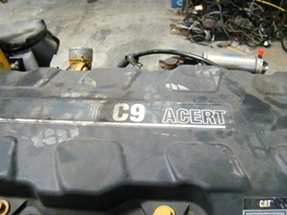 USED CATERPILLAR ENGINE | CAT C9 DIESEL ENGINE YEAR 2005 FOR SALE