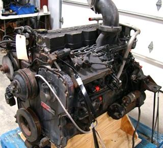 USED CUMMINS DIESEL ENGINE | CUMMINS ISC350 DIESEL ENGINE YEAR 2001 FOR SALE