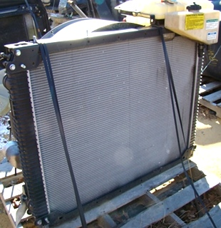 USED 2008 FREIGHTLINER XC CHASSIS RADIATOR FOR SALE