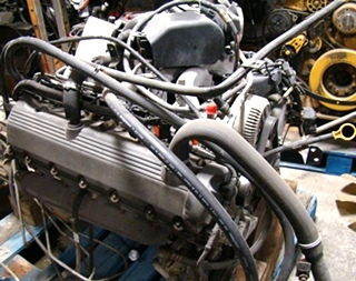 USED FORD V10 TRITON ENGINE YEAR 2002 FOR SALE