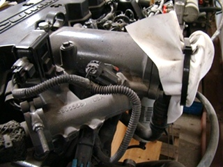 USED CUMMINS DIESEL ENGINE | ISB325 REAR DRIVE YEAR 2006 325HP FOR SALE