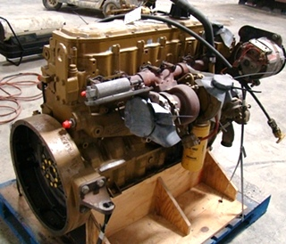 USED CATERPILLAR ENGINE | 3126 7.2L YEAR 1999 300HP FOR SALE