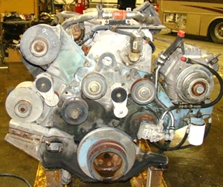 USED 2005 DETROIT DIESEL SERIES 60 455HP ENGINE FOR SALE