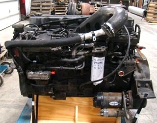 USED CUMMINS ENGINE | ISC330 YEAR 2001 330HP FOR SALE