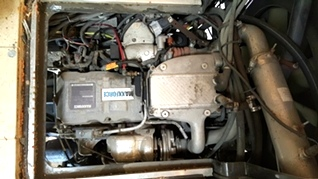 USED 2012 NAVISTAR MAXXFORCE 10 405HP DIESEL ENGINE FOR SALE