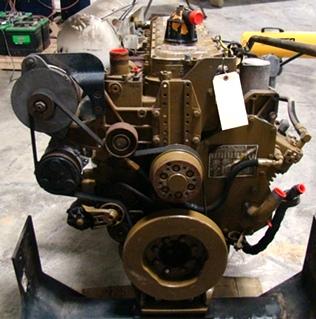 USED CATERPILLAR ENGINE   1998 CAT 3126 FOR SALE