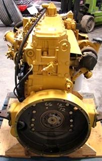 CATERPILLAR DIESEL ENGINE | CATERPILLAR 3126 7.2L 300HP YEAR 2002 FOR SALE