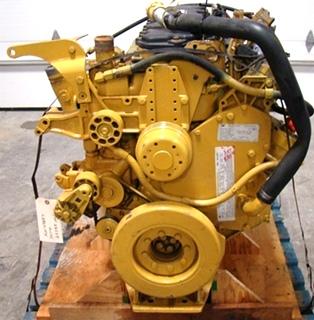 USED CATERPILLAR ENGINE   C7 ENGINE FOR SALE 2004 7.2L 45,000 MILES