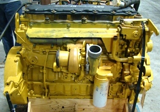 USED CATERPILLAR ENGINE | C7 ENGINE FOR SALE 2004 7.2L 45,000 MILES